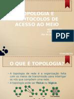 CAP 05 - Topologia e Protocolos de Acesso Ao Meio (2016)