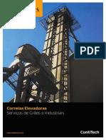 Catálogo Correias Elevadoras Pata Serviços de Grãos e Industriais