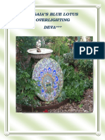 GAIA s BLUE LOTUS OVERLIGHTING DEVA ATTUNEMENT MANUAL FOR CLASS..pdf