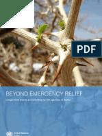 Darfur | Beyond Emergency Relief