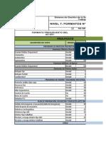 Formato Presupuesto SG SST