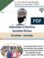 IDEOLOGIA - POLÍTICA (08-06-2017)