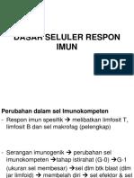 Dasar Seluler Respon Imun (2)