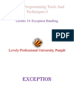 18306_L14-Exception Handling.ppt