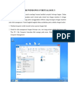 2_partisi Windows Virtual Box 5
