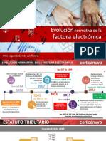 Evolucion Normativa de La Factura Electronica