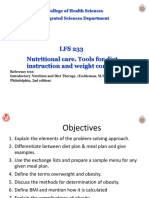 233 -8-Nutritional Care &Wt Control