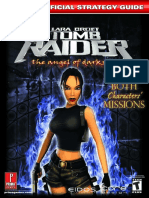 Tomb Raider Angel of Darkness Prima Officialguide