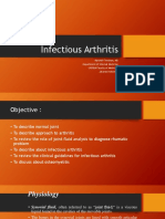 Infectious Arthritis
