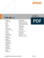 Stihl 066 Parts List