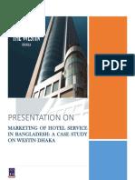 Hotel  Report