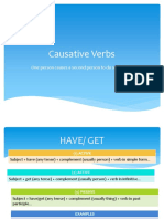 Causative Verbs2