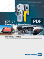 Brochure EDT 101 Derailment Detection System