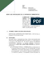 Modelo de Demanda Contencioso Administrativo Gcv_2
