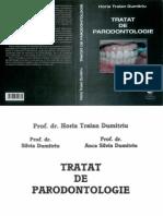 Tratat de Parodontologie Horia Traian DUmitriu 2015