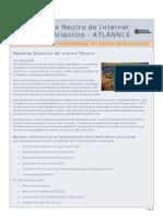 Atlannix - Resumen Ejecutivo de Informe Técnico