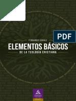 Elementos básicos - Ebook (CAP 1)