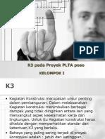 k3 Plta Poso
