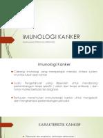 IMUNOLOGI KANKER ( Pringgo )