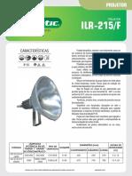 Proyector Redondo ILR-215 400-2000W