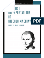 Maria J. Falco-Feminist Interpretations of Niccolo Machiavelli (Re-Reading the Canon)-Pennsylvania State Univ Pr (2004)