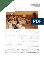 Feedback - Corporate Seminars