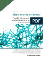 Effectiveness of Psychodrama