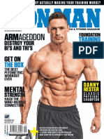 Australian Iron Man September 2016