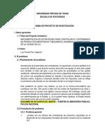 IMPLEMENTACION DE ESTRATEGIAS PARA CONTROLAR EL CONTRABANDO DE PRODUCTOS IMPORTADOS Y MEJORAR EL DESARROLLO EMPRESARIAL DE LA CIUDAD DE ILO