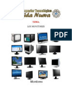 Tipos de Monitor