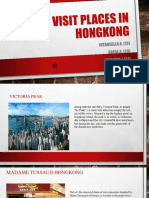 Presentation Hongkong