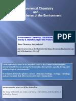 Environmental Chemistry Ppt 1314022018 TUGAS