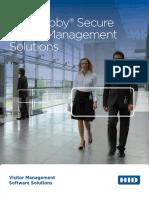 Easylobby Visitor Management Software Br En