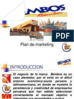 Plan Marketing Bembos