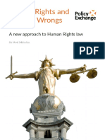 Human Rights and Political Wrongs