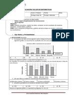 Evaluación SIMCE_4°_Giannina Cavagnola_datos y prob