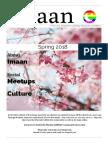 Imaan Quarterly Newsletter Spring 2018