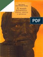 Daraki & Romeyer-Dherbey - El Mundo Helenístico. Cínicos, Estoicos y Epicúreos