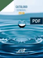 Catalogo Evd 2018