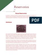 Rocas Reservorios