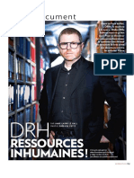 Drh La Machine a Broyer-Paris Match - 15 Au 21 Mars 2018
