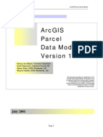 Arc Gis Parcel Data Model Reference