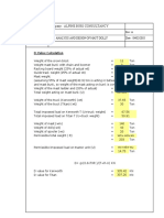 d Value Calculation