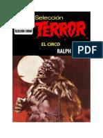 Barby Ralph - Seleccion Terror 097 - El Circo