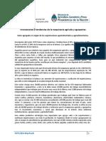 INTA - Tendencias Tecnologicas en Mecanizacion Agricola y Agrocomponentes