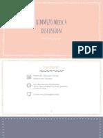 BIMM 120 Week 4 Discussion(1)