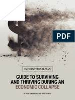 Guide to Surviving and Thriving During an Economic Collapse