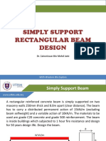 Chapter 5.1 - Beam Design (Ex-Rectangular)