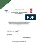 Diseno Del Sistema Deteccion Procesamiento y Control Averias Sidor