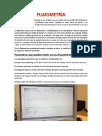 FLUJOMETRÍA.docx